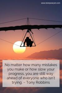 slow progress beats no progress